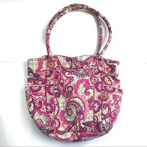 Vera Bradley shoulder bag floral print